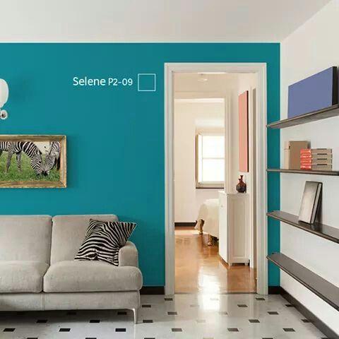 Color comex decoradorvirtual home pinterest for Pintura interior turquesa