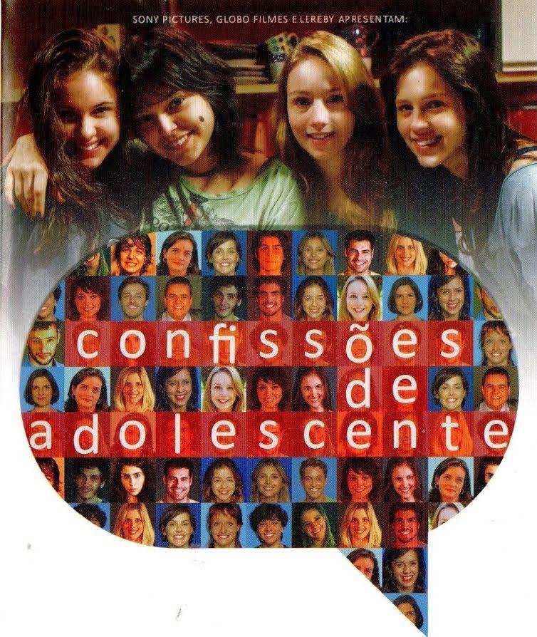 Confissoes De Adolescente Filme Completo Nacional