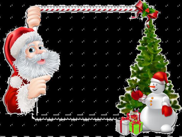 Frames Molduras Cia Dos Gifs Moldura De Natal Png Molduras Natal Cartoes Natalinos