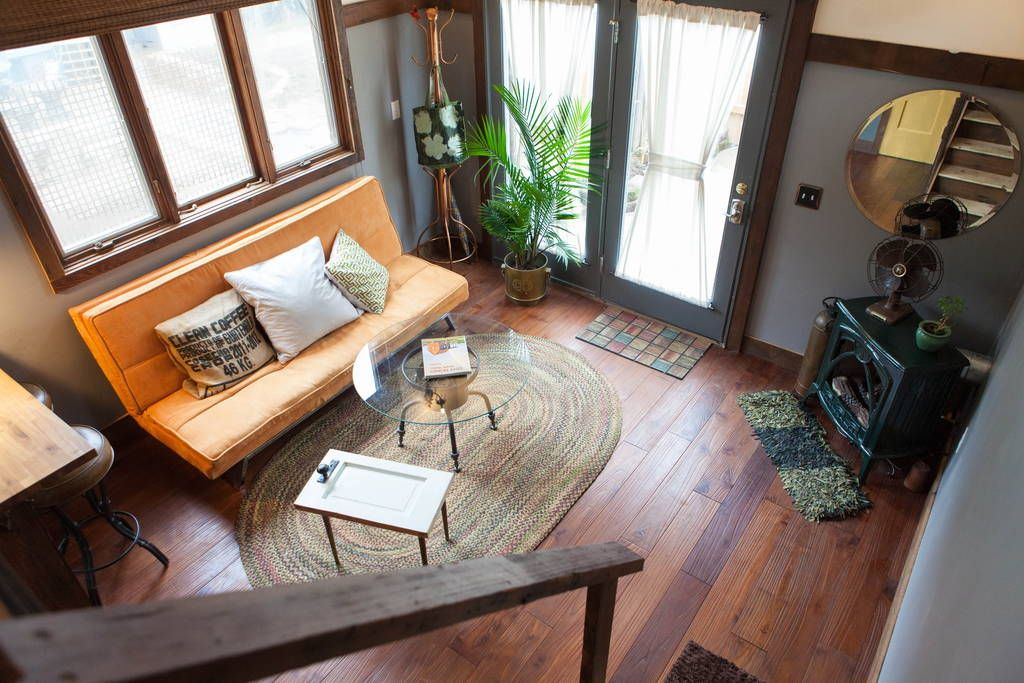 Check out this awesome listing on airbnb the rustic