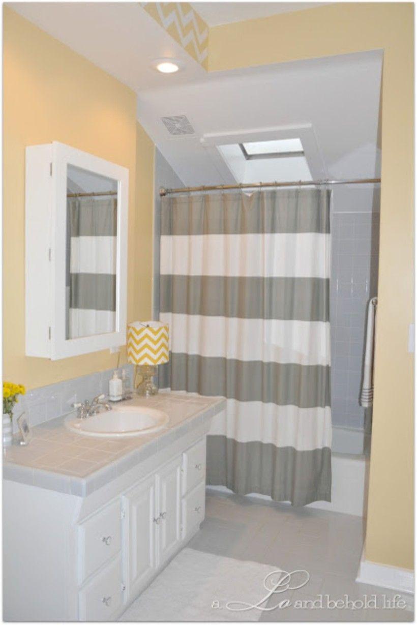 50 Beautiful Yellow White Bathroom Ideas Home Decor Ideas Yellow Bathroom Decor Yellow Bathrooms Bathroom Decor Download yellow bathroom decorating