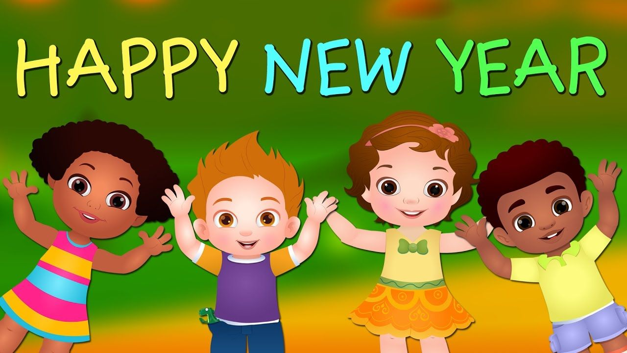 Happy New Year From ChuChu TV New Year Resolves for Kids
