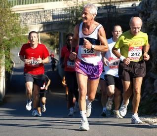 L'endurance des plus de 50 ans / Articles / entraînement