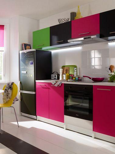 Refaire Sa Cuisine Pas Cher Le Must Des Idées Faciles - Castorama meuble cuisine pour idees de deco de cuisine