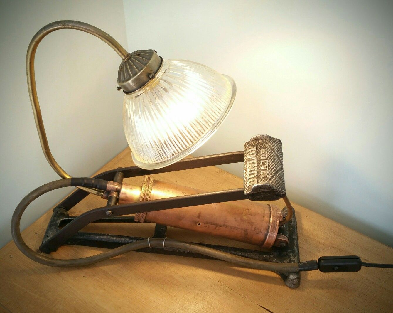 Pump Dunlop Lampsteampunk IndustrialMig Amc77 Foot Major tsrhdxQC
