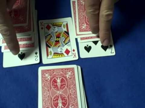 Psychic Prediction Beginner Card Tricks Revealed Youtube With