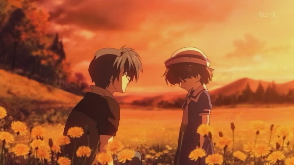 Image result for ushio clannad sunflower