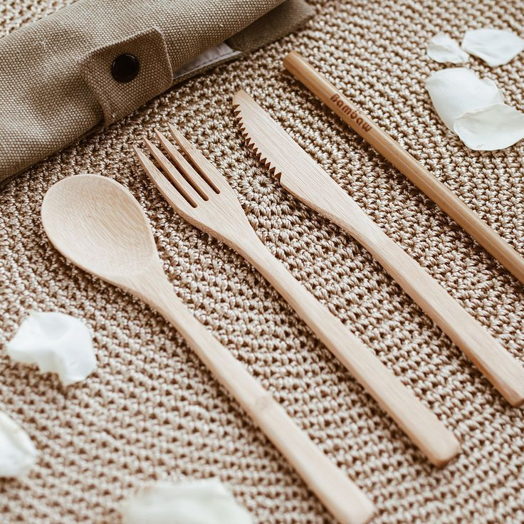bambaw bamboo cutlery reusable eco friendly no plastic