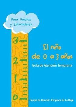 El Niño De 0 A 3 Años Guía De Atención Temprana Psicok Atencion Temprana Pautas De Crianza Estimulación Temprana Bebes