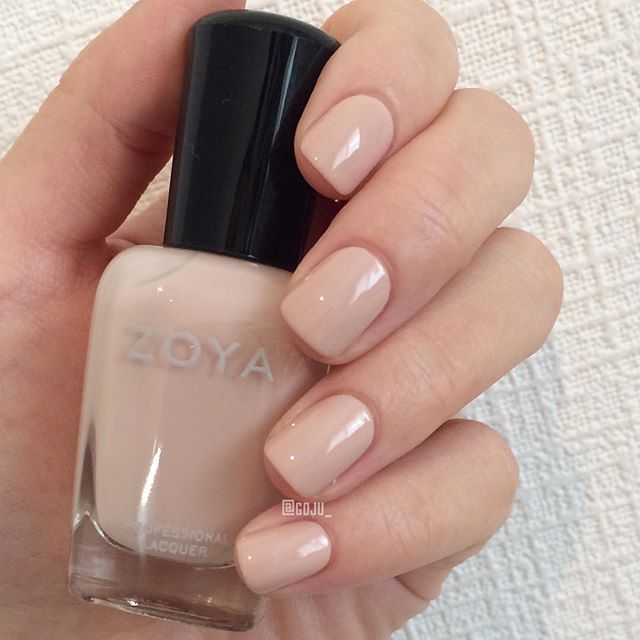 Zoya Nail Polish In April From The Whispers Collection Zoya Nail Zoya Nail Polish Zoya Nail Polish Swatches