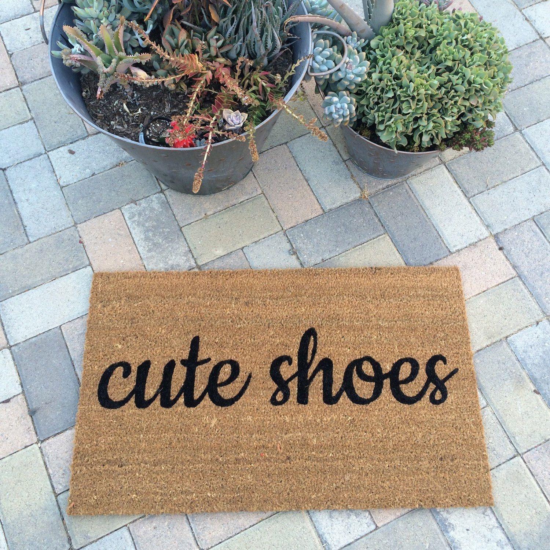 mats for welcome spring doormats home outside mat best cute door front outdoor