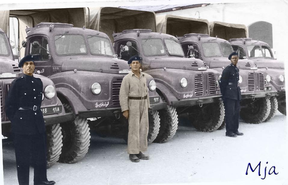 قوة دفاع برقة وتعرف اختصارا ق د ب Monster Trucks Libya Libyan