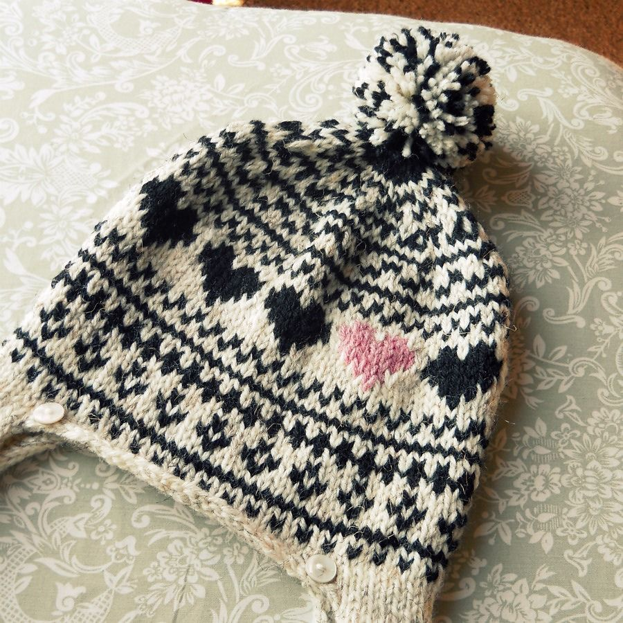 a17ce003d593 Cheery Scrap Cap pattern by Kate Oates