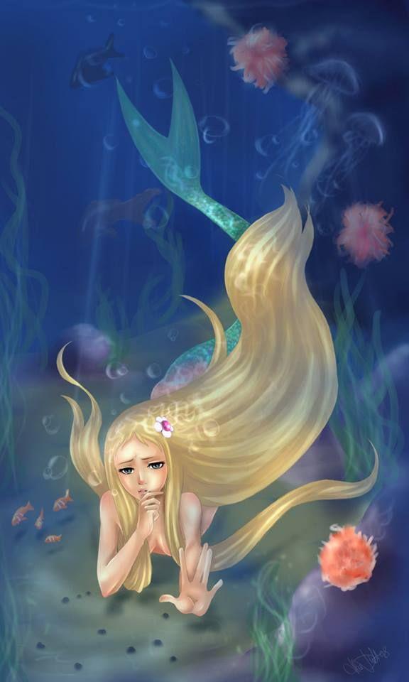 Pin by Teela Doan on Mermaids #1. | Mermaid pictures ...
