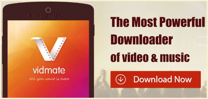 Vidmate APK Download Free (Android, iOS, Windows, PC