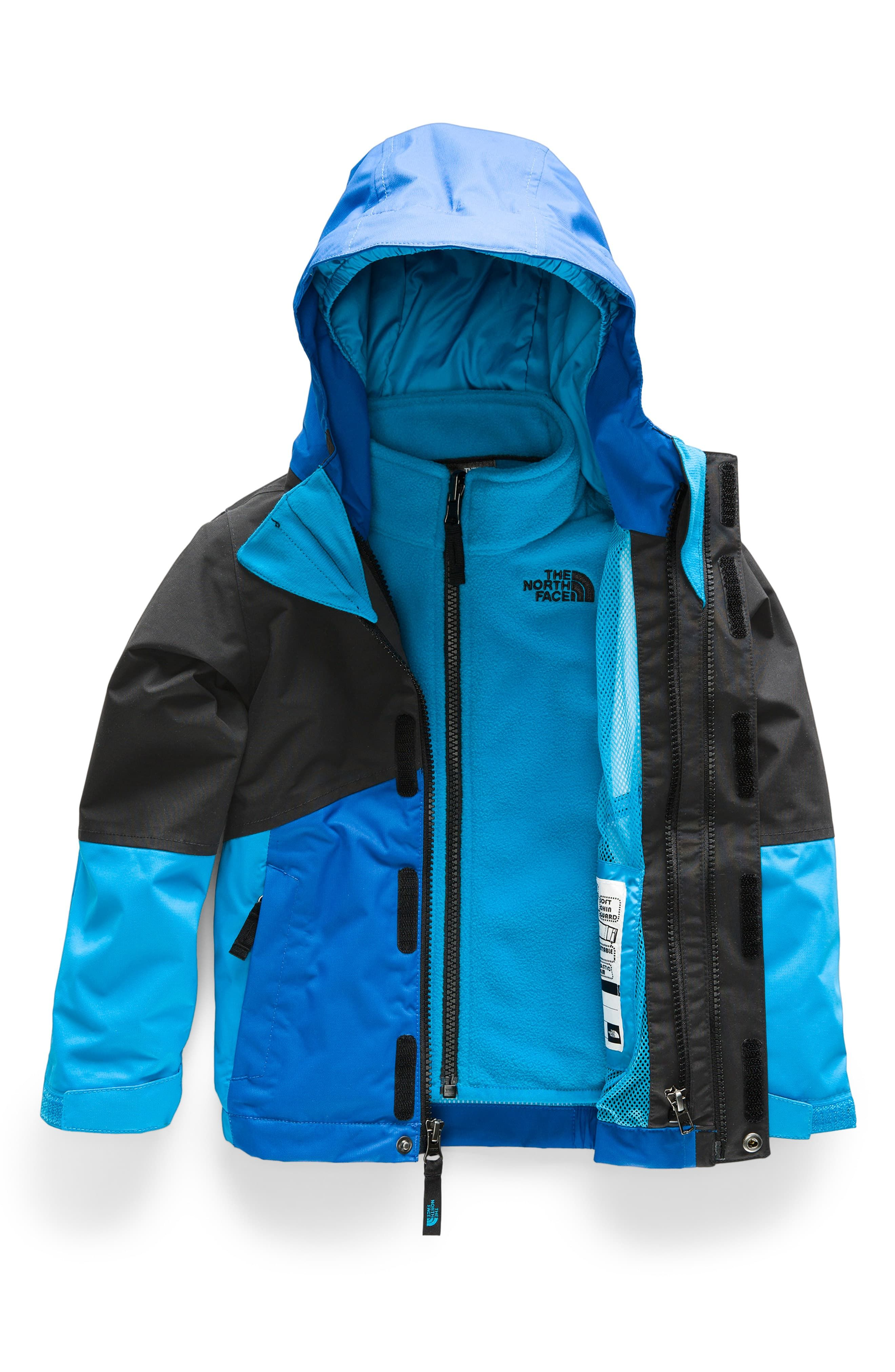 The North Face Boundary Triclimate 3 In 1 Jacket Toddler Boys Little Boys Nordstrom Boy Outerwear Triclimate Jacket Little Boy Outfits [ 4048 x 2640 Pixel ]