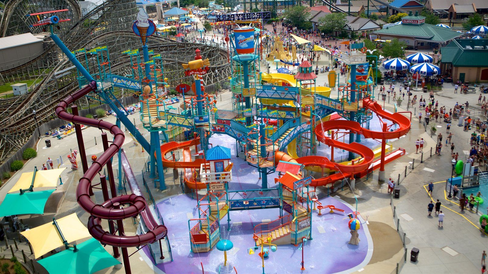 Hershey Park Pa For The Family Hershey Park Kids Attractions