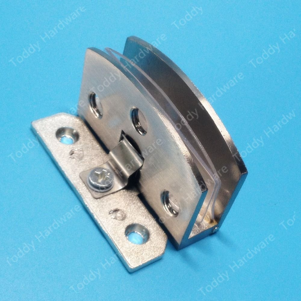 Glass cabinet door hinges  Can Clamp mm mm Stainless steel glass cabinet hinge cabinet