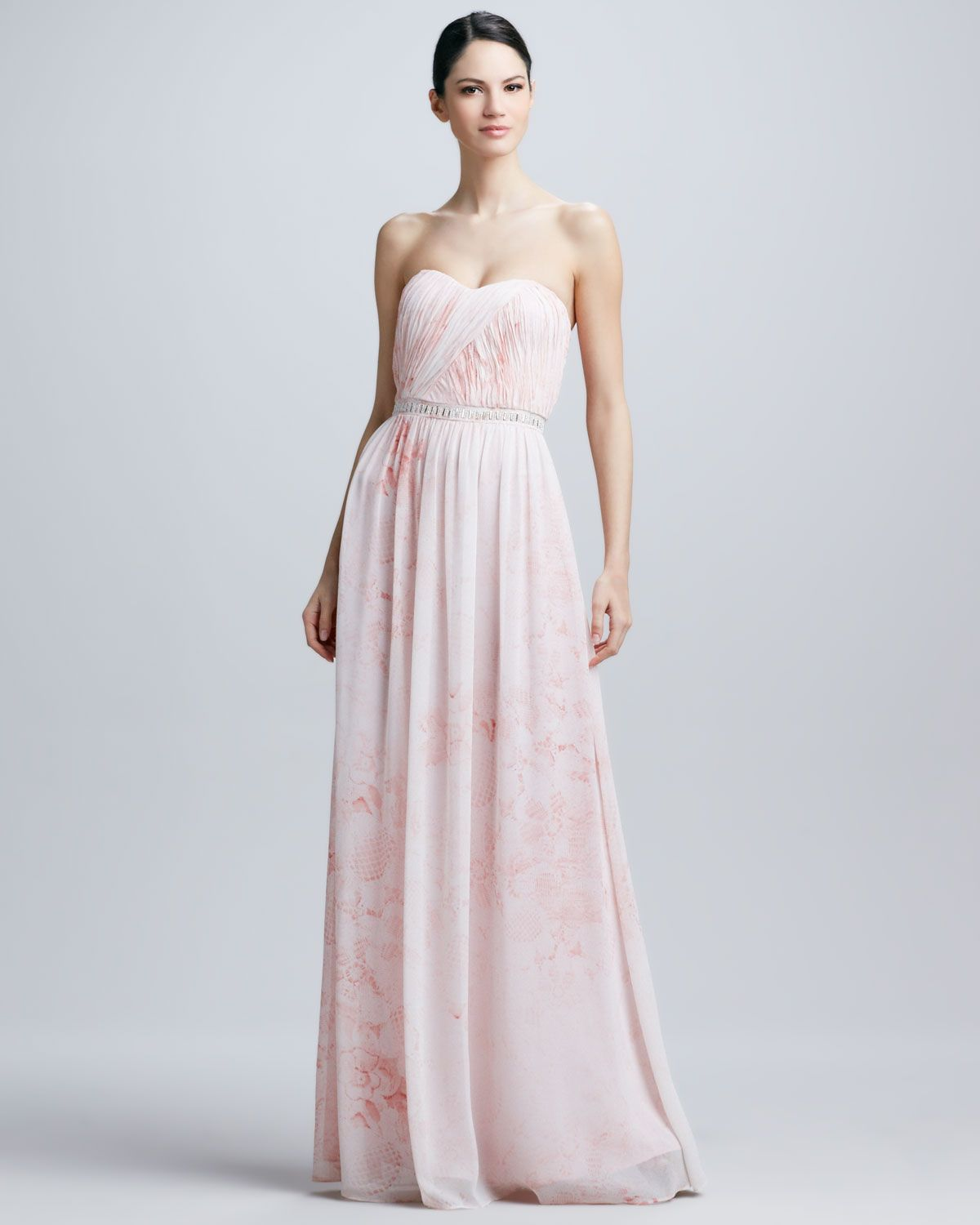 Erin by erin fetherston strapless watercolor print gown dress is non white dress erin by erin fetherston strapless watercolor print gown neiman marcus ombrellifo Image collections