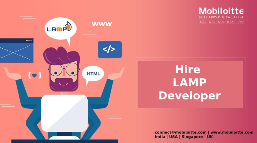 Hire Lamp Developer In 2020 Development Hiring Website Development