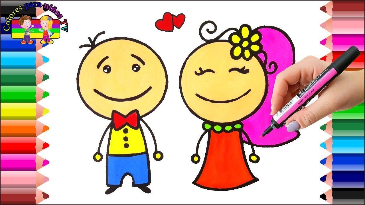 Novio de la boda y libro de colorear de la novia y dibujos para bebé ...