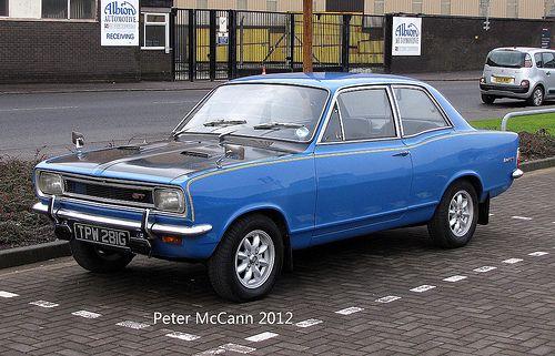 Vauxhall Viva Classic Cars British Australian Muscle Cars