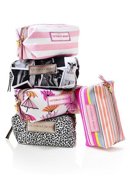 70f980defb60d2 Bring Style and Colors Victoria Secret Makeup, Victoria Secret Bags, Small  Makeup Bag,