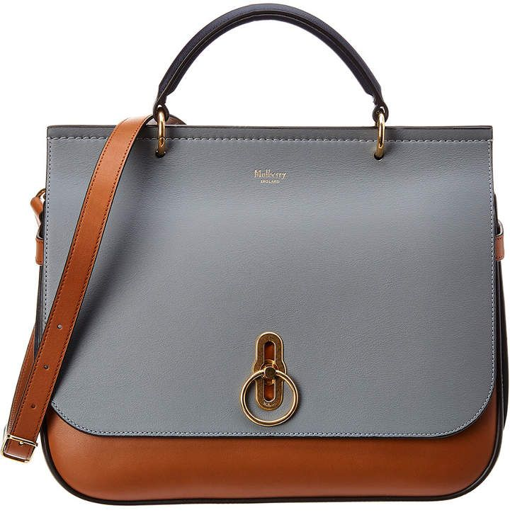 Mulberry Amberley Leather Shoulder Bag #mulberrybag Mulberry Amberley Leather Shoulder Bag #mulberrybag