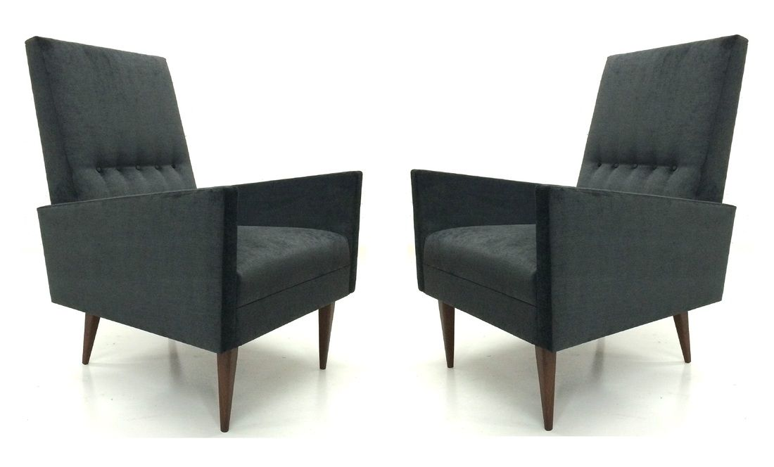 The Stella Lounge Chair By Atomic Chair Company New Mid Century