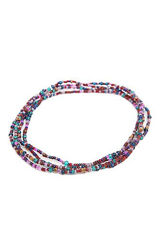 The Me to We Education Rafiki Friend Chain can be worn as ...