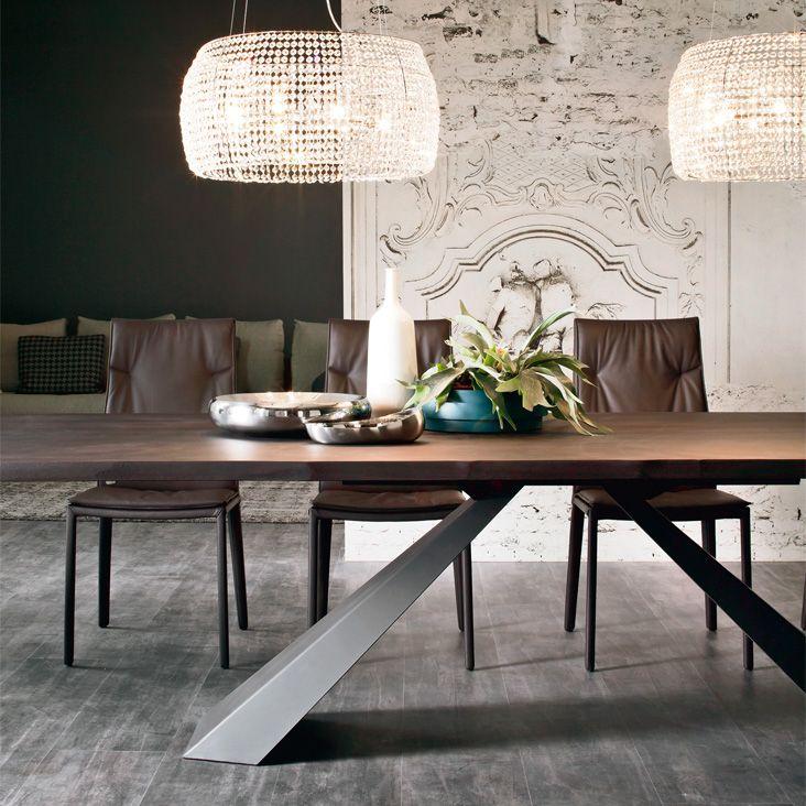 Schone Designmobel Aus Italien Esstisch Beleuchtung Esszimmer