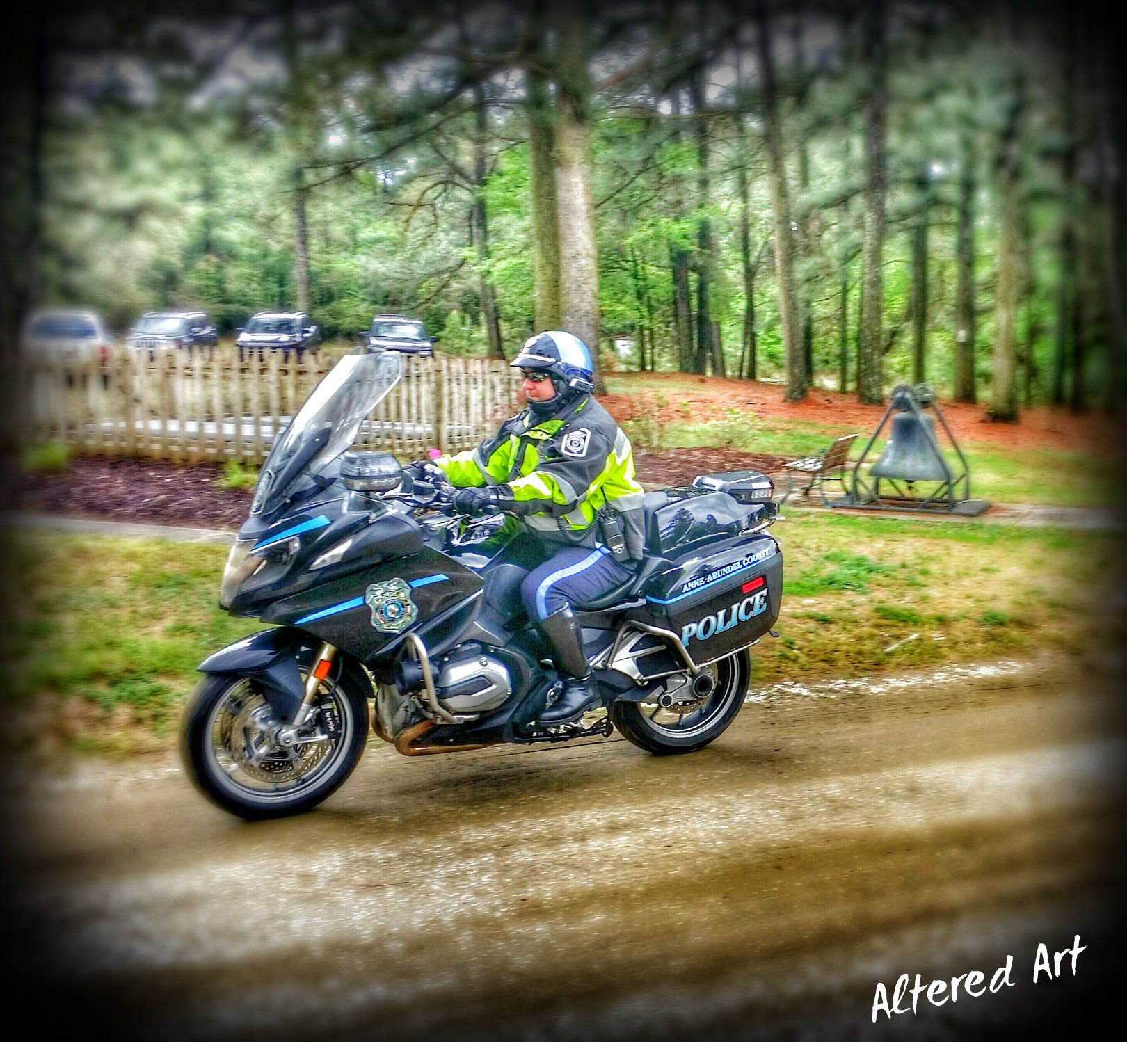 Maryland Map Anne Arundel County%0A Anne Arundel County  MD at the Camp Espa Memorial Ride  May  th
