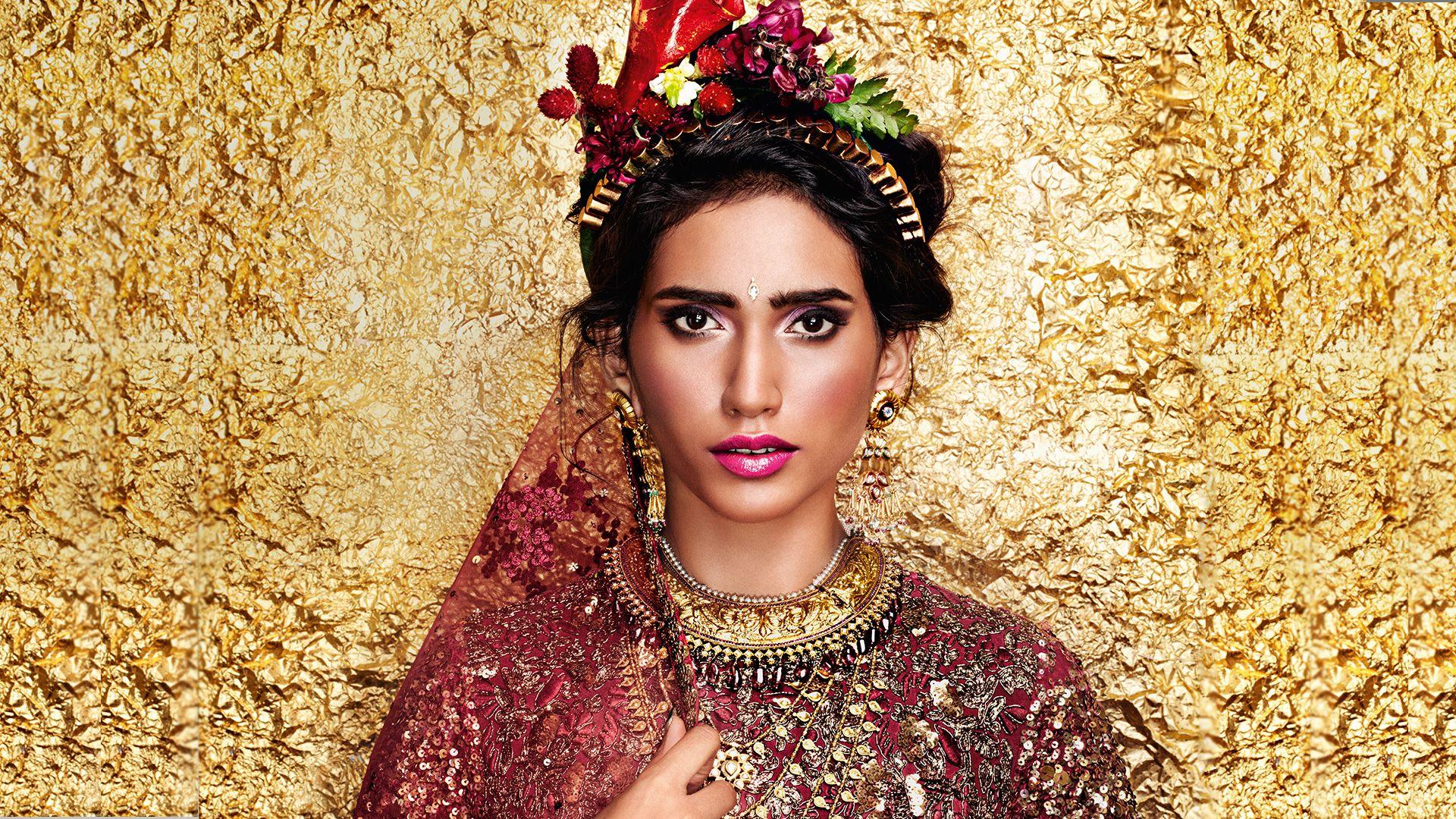 Bollywood Makeup Artists Reveal Indian Bridal Makeup