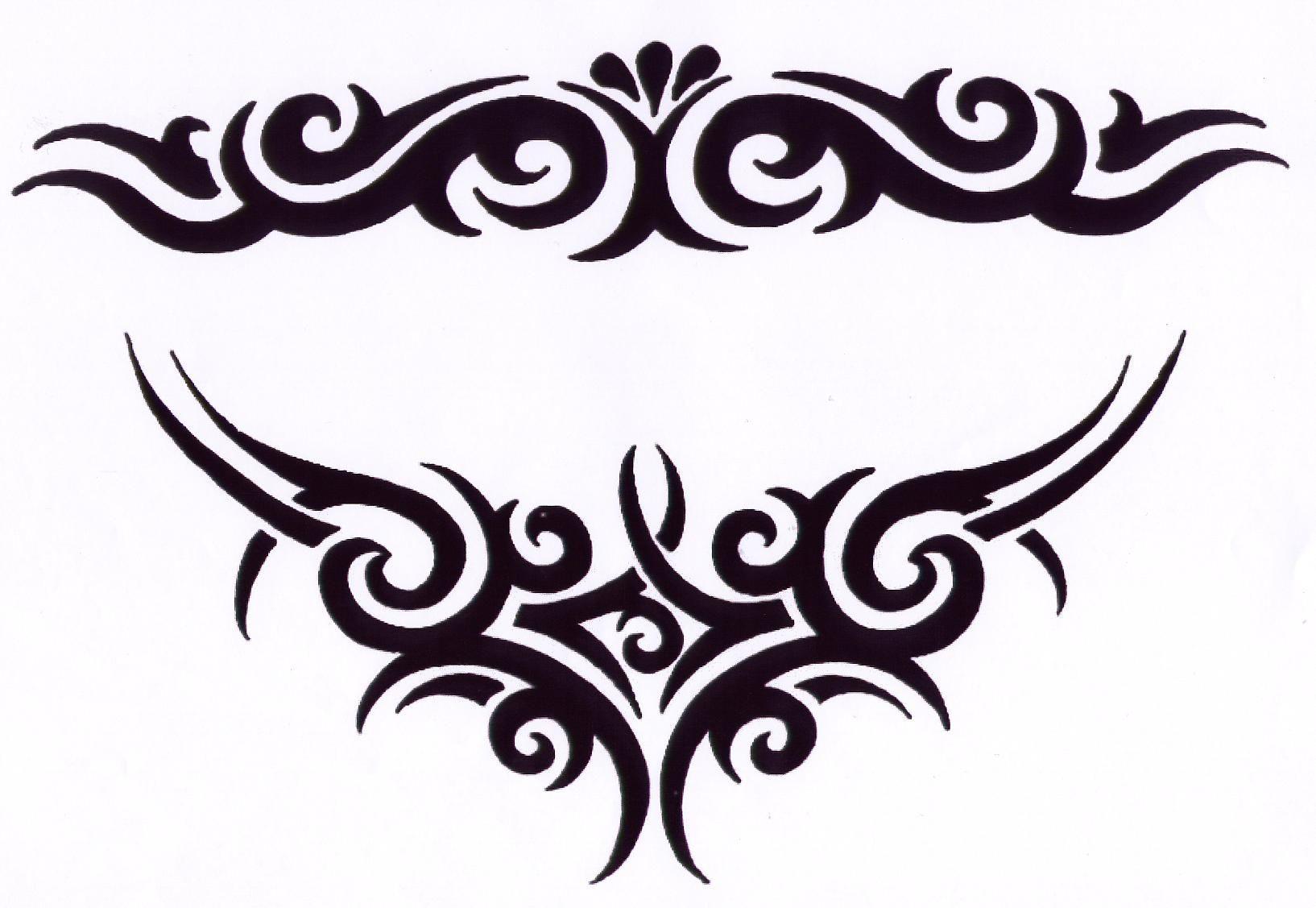 tribal tattoo design img31 «TRIBAL «Flash tatto sets «Tattoo ...