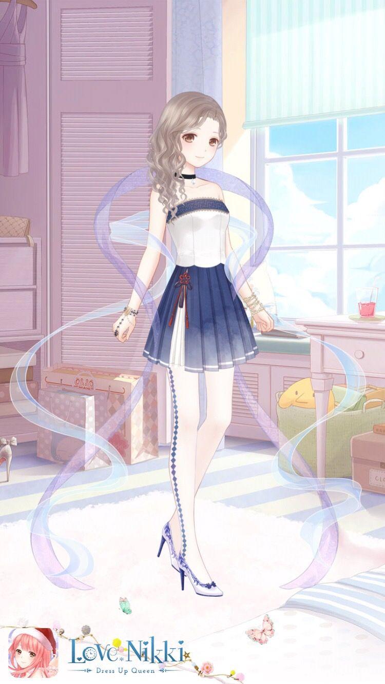 Love Nikki Dress Up Queen Animasi Ide