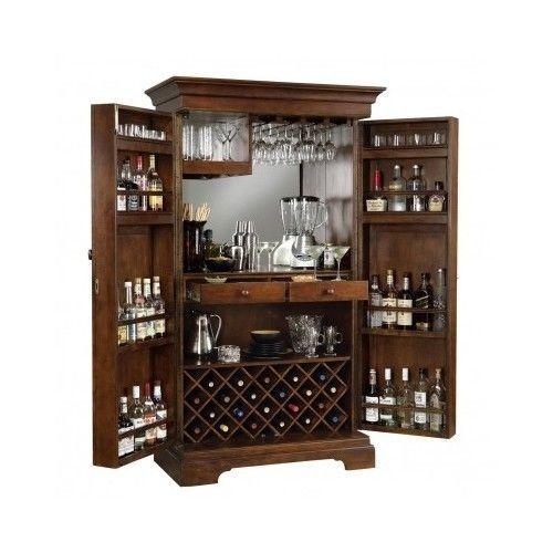 Winetowerrack Storage Cabinet Floor Standing Locking Folding