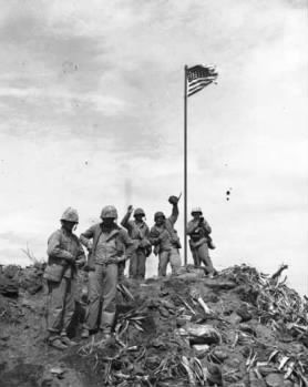 The Battle Of Iwo Jima Event Pictures And Information Fold3 Com Battle Of Iwo Jima Iwo Jima Military Records