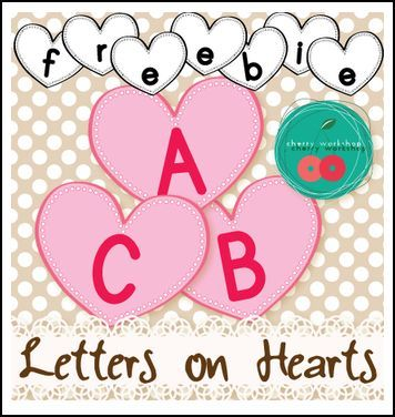 "FREE LANGUAGE ARTS LESSON - ""{FREEBIE} Heart ABCs - Free Happy Valentine's Day Alphabet"" - Go to The Best of Teacher Entrepreneurs for this and hundreds of free lessons. Pre-Kindergarten - 6th Grade  #FreeLesson    #LanguageArts   #ValentinesDay     http://www.thebestofteacherentrepreneurs.net/2016/01/free-language-arts-lesson-freebie-heart.html"