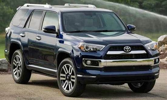 autocar new car release dates2016 Toyota Hilux Surf Release Date  Autocar Release Date
