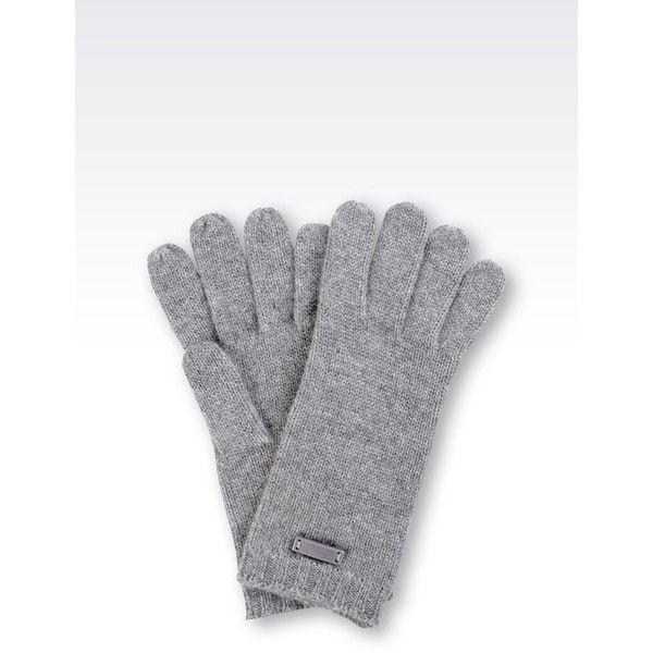ARMANI COLLEZIONI Cashmere Glove
