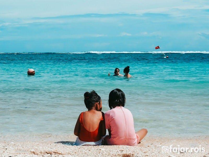 Paling Keren 13 Foto Pemandangan Pantai Pandawa Bali Pantai Pandawa Pantai Mainstream Di Ujung Selatan Bali Sumber Fajarrois Com Di 2020 Pemandangan Pantai Bali