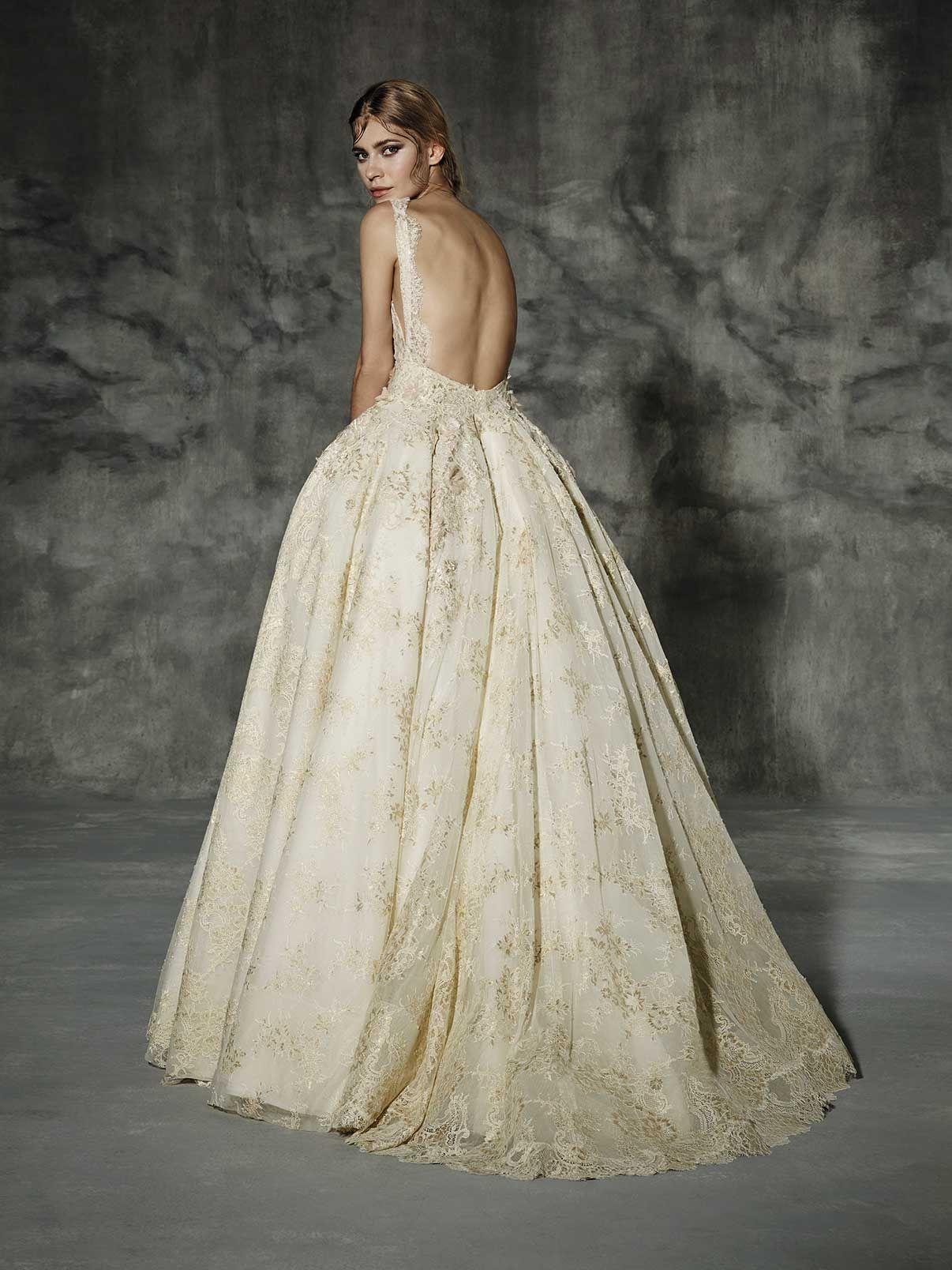 LLUNAS, yolancris, couture, dress, wedding, high, end, barcelona ...