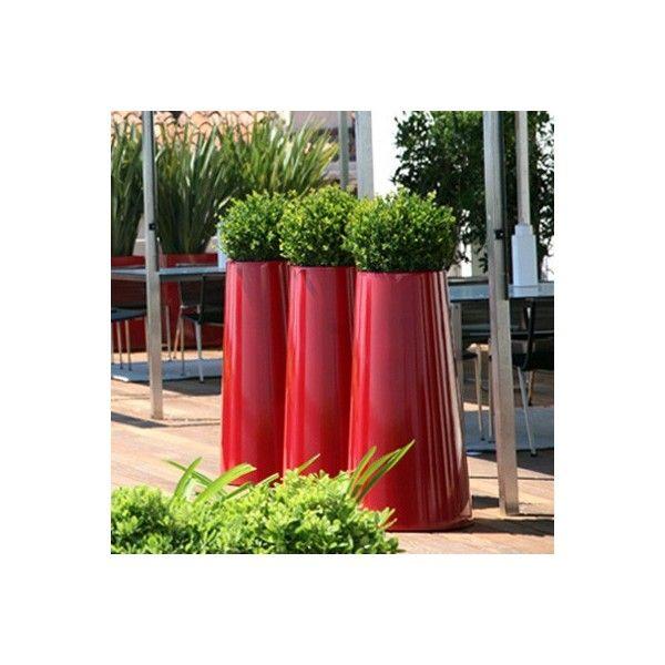 Oxo, De Castelli #pots #planters #vasi #interiors #style #interiordesign #architecture #outdoor #outdoordesign #garden #design