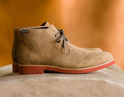 Eastland Hudson Chukka Boots – Retro Style For the Modern Man ...
