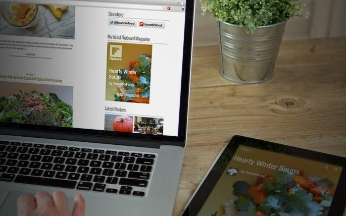 Flipboard Releases Badges and Widgets to Promote Your Magazines