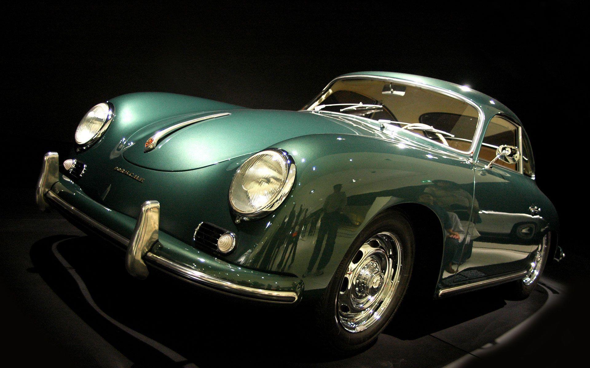 1956 Porsche 356 A 1600 Super Coupe Free Desktop Wallpapers Porsche 356 Porsche Old Cars