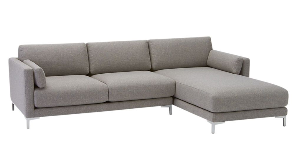 Reviewed: The Most Comfortable Sofas At CB2 U2014 The Apartment Therapy Sofa  Squad