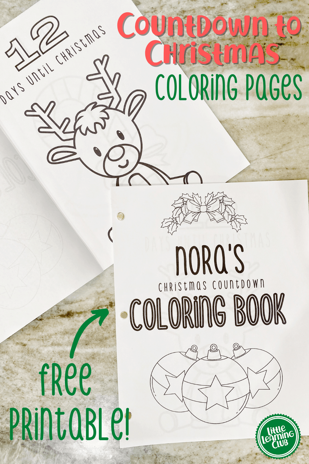 12 Pages Of Coloring Pages For Toddlers And Preschoolers Free Download Free Christmas Coloring Pages Coloring Pages Christmas Coloring Pages