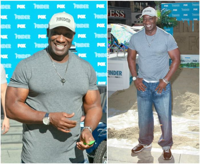 Michael Clarke Duncan S Weight 280 Pounds 127 Kg Black Celebrities Height And Weight Mens Tops