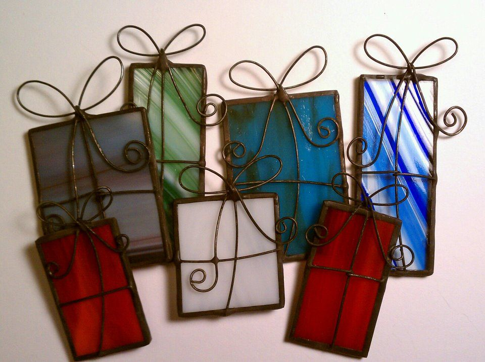 Stained Glass Christmas Gifts Rainforest Islands Ferry